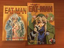 Eat-Man Viz Graphic Novel & Comic Book By Akihito Yoshitomi