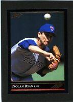 1992 Leaf Gold Edition Nolan Ryan #41                 244