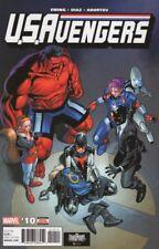 US Avengers #10 Comic Book 2017 - Marvel