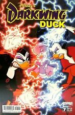 DARKWING DUCK # 7 Comic ~ VARIANT Cover 7A ~ 2010 ~ Boom ~ Magica De Spell
