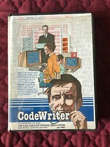 Code Writer by Dynatech for Atari 800 XL series