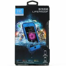 New Lifeproof FRE SERIES WaterProof Case for iPhone 6 Plus 6s Plus Banzai Blue