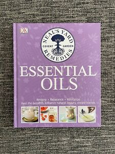 Neals Yard Remedies Essential Oils Book - Hardcover NEW RRP: £16.99