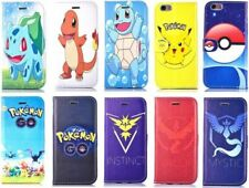 Pokémon Synthetic Leather Cases & Covers for iPhone 7