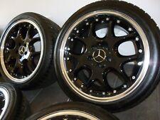 Brabus Cerchioni 18 Pollici + Pneumatici Mercedes R170 R171 W208 W209 R129 W211