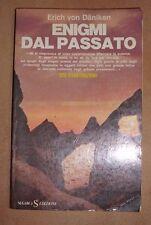 ERICH VON DANIKEN - ENIGMI DAL PASSATO - 1975 SUGARCO (ZG)