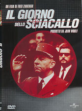 Il giorno dello sciacallo (1973) DVD