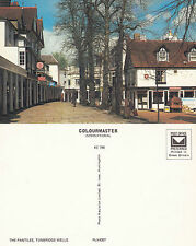 1970's THE PANTILES TUNBRIDGE WELLS KENT UNUSED COLOUR POSTCARD