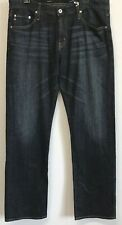 Adriano Goldschmied AG Men 33x33 The Protege Straight Leg Classic Jeans NEW