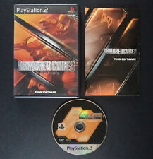 ARMORED CORE 3 PlayStation 2 NTSC JAPAN・❀・SHOOTER MECH FROM SOFTWARE PS2 アーマード・コ