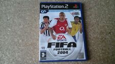 FIFA FOOTBALL / SOCCER 2004 - VERSION #11 (PS2) USED