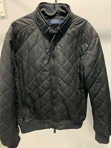 Authentic Polo Ralph Lauren Men's Large Insulated Jacket Coat