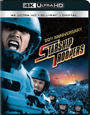 Starship Troopers New 4K Ultra HD Anniversary Edition Bluray + UV Digital