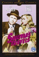 SULLIVAN'S TRAVELS (1941) Joel McCrea / Veronica Lake (R2 DVD) Vintage Comedy
