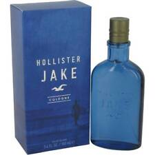 Hollister Jake 3.4 oz / 100 ml Eau Cologne Men New In Box Sealed Authentic Item