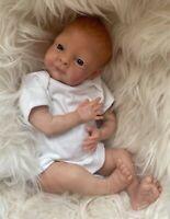 Extremely Lifelike Reborn Doll Bean By Denise Pratt - Wessex Reborns