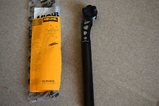 NEW Miche Supertype Seatpost 27.2mm X 270mm Black