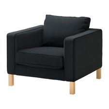 +Ikea Karlstad Armchair Cover - Korndal Dark Grey 702.031.84