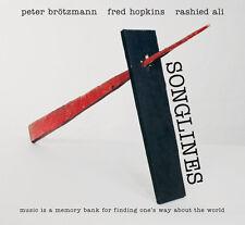 Peter Brotzmann / Fred Hopkins / Rashied Ali - Songlines [New CD]