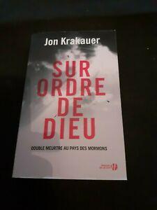 Sur ordre de Dieu - Jon KRAKAUER - Presses de la Cité