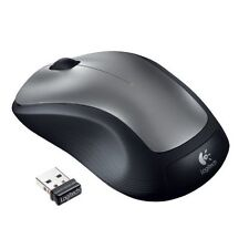 Logitech M310 910-001675 Wireless Mouse Silver Very Good