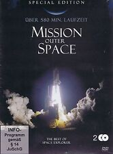 DOPPEL-DVD NEU/OVP - Mission Outer Space - The Best Of Space Explorer