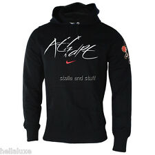 nwt~Nike ATH DEPT FLIGHT Air Hoody Basketball Sweat Shirt 100%COTTON~Mens sz 2XL