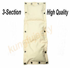 Wing Chun Ip Man 3-Sections Punch Bag Kung Fu boxing Wall Bag/Sand Bag 112*40cm
