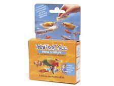 Tetra Fresh Delica food, Brine shrimp, whole bloodworms, Daphnia 16x3g sachets