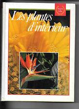 Les plantes d'intérieur - Succès du livre