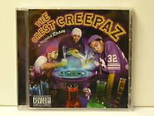 THE CREST CREEPAZ - THE THIZZICS ROOM CD 2005 (THIZZ) Mac Dre Mall Keak Da Sneak