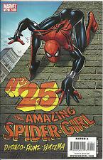Amazing Spider-Girl    #25  VF+