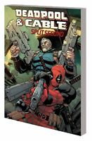 DEADPOOL AND CABLE SPLIT SECOND TPB MARVEL COMICS TP NEW NM