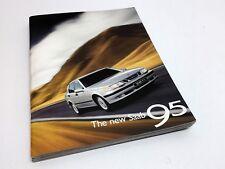 1999 Saab 9-5 Brochure