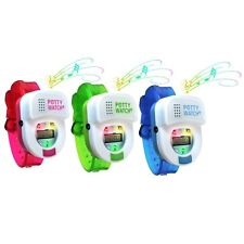 Potty Time Watch Toddler Toilet Training Aid Timer~ Authorized Retailer Warantee
