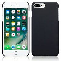Rubberised Slim Matte Hard Back Case Cover For Apple iPhone 7 Plus iPhone 8 Plus