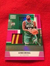 2018 Status Kyrie Irving Game Used Patch! 6/25! Cavaliers Celtics Very Rare!