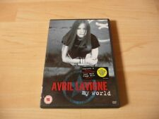 DVD Avril Lavigne - My world - 2003 incl. CD mit 6 Songs