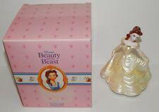 Disney Belle Beauty and the Beast Music Box Musical Figurine Schmid