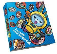 New Yokai Yo-kai Youkai Watch USA Pyon Medal Binder Holder File Book Bandai