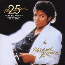 "Michael JACKSON ""THRILLER (25th ann. EDT)"" CD NUOVO"