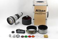 【SUPER RARE!NEAR MINT】NIKON AF-S NIKKOR 400MM F/2.8 D SWM GRAY BODY CLEAN OPTIC