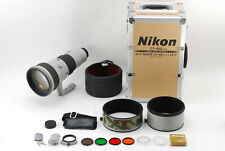 【SUPER RARE!NEAR MINT】NIKON AF-S NIKKOR 400MM F/2.8 D SWM GRAY BODY CLEAN OPTIC