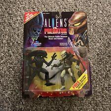 Kenner Aliens Vs. Predator Ultimate Showdown 2-Pack Brand New In Package Vintage