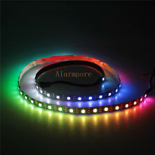 3.3ft 60 Pixels SK6812 Addressable RGBW RGB White 4 in 1 5050 LED Strip 5V NP BK