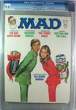Mad #188 Rare Gaines File Copy - (EC 1/77) CGC 9.6 NM+ Comic Magazine