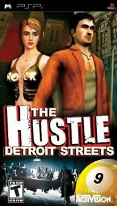 The Hustle: Detroit Streets  PSP Game Only