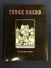 JUDGE DREDD CLASSIC HC : TITAN/2000 AD : THE DAY THE LAW DIED : WAGNER, BOLLAND
