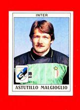 CALCIATORI Panini 1989-90 - Figurina-Sticker n. 167 - MALGIOGLIO - INTER -New