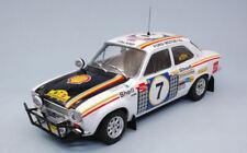 Ford Escort Rs1600 #7 Winner Safari Rally 1972 H. Mikkola / G. Palm 1:18 Model